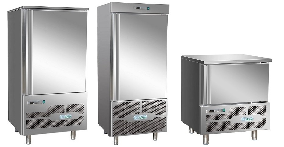 Ice-Cream Blast Chillers-Shock Freezers Forcar