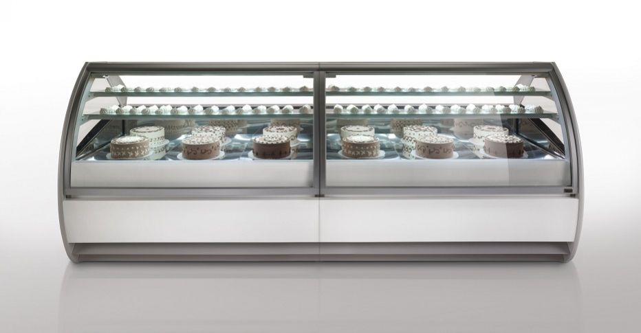 Pastry Display Cabinets Κoreia-ORION