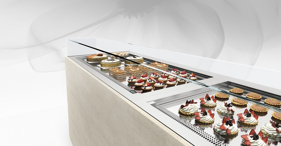 Pastry Display Cases-ORION