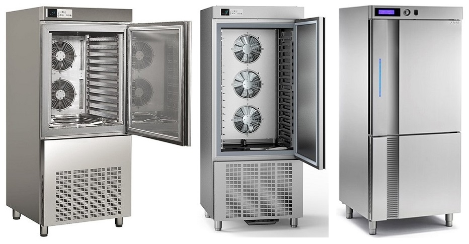 Blast Chillers-Shock Freezers Sagi