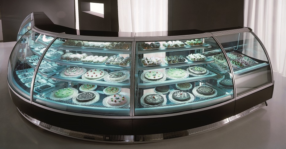 Pastry Display Cabinets Ιtaliana-ORION