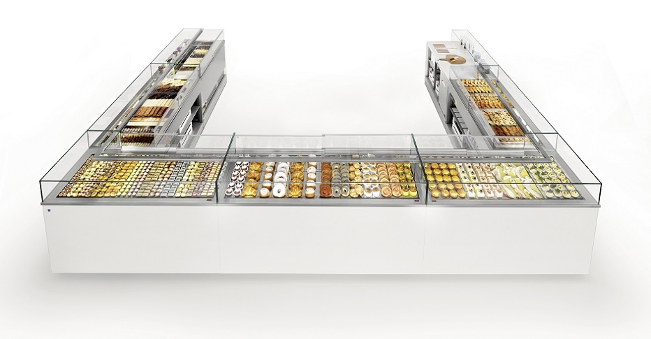 Pastry Display Cases-IFI