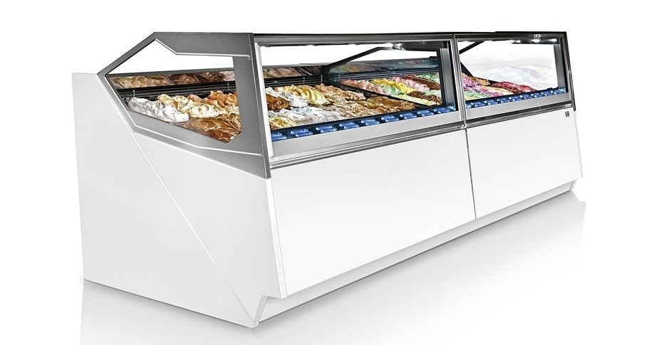 Ice-Cream Display Cases-IFI