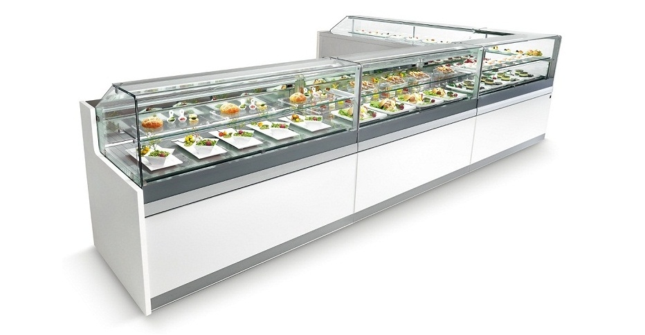 Snack Display Cases Mix-IFI