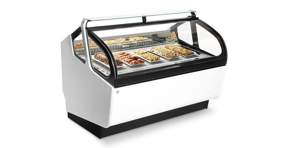 Snack Display Cases Lumiere-IFI