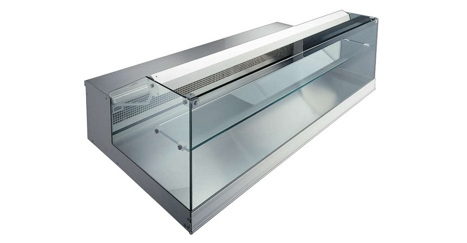 Snack Display Cases-ORION