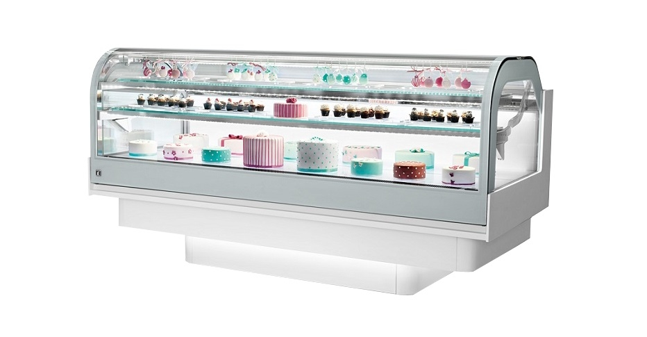 Snack Display Cases Cloud-IFI