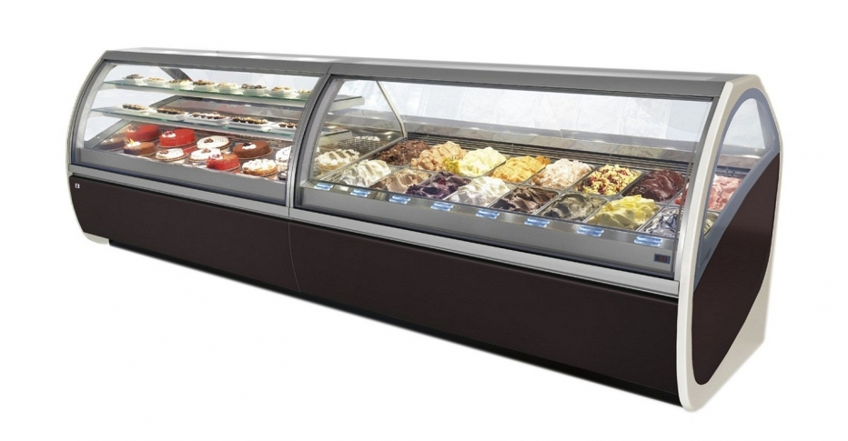 Snack Display Cases Aktiva-IFI