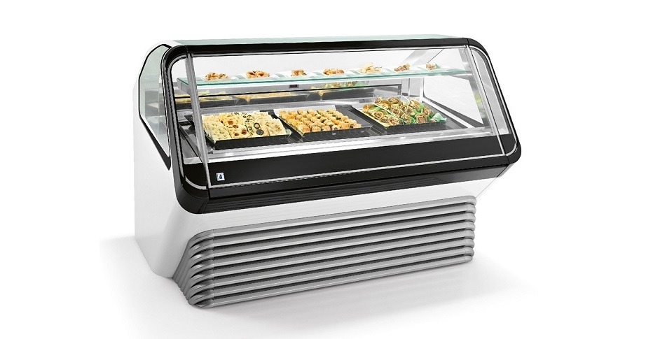 Snack Display Cases Screen-IFI