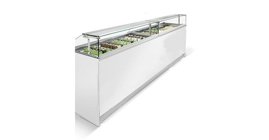 Snack Display Cases Snack & Food-IFI